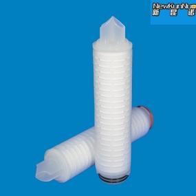 医药过滤芯PES聚醚砜折叠滤芯